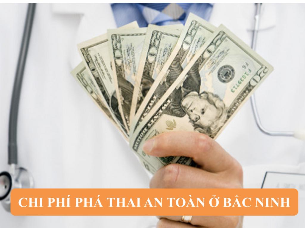 Chi phí phá thai tại địa chỉ phá thai an toàn ở Bắc Ninh