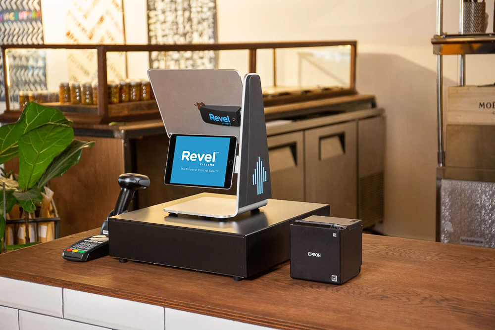 Revel Systems iPad POS hardware