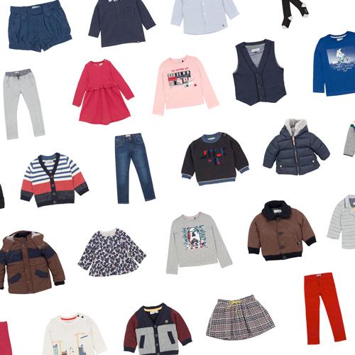Packshots des produits Jean Bourget