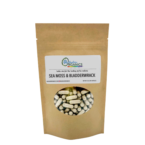 Sea Moss & Bladderwrack