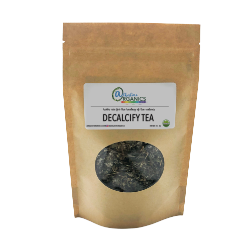 Decalcify Tea