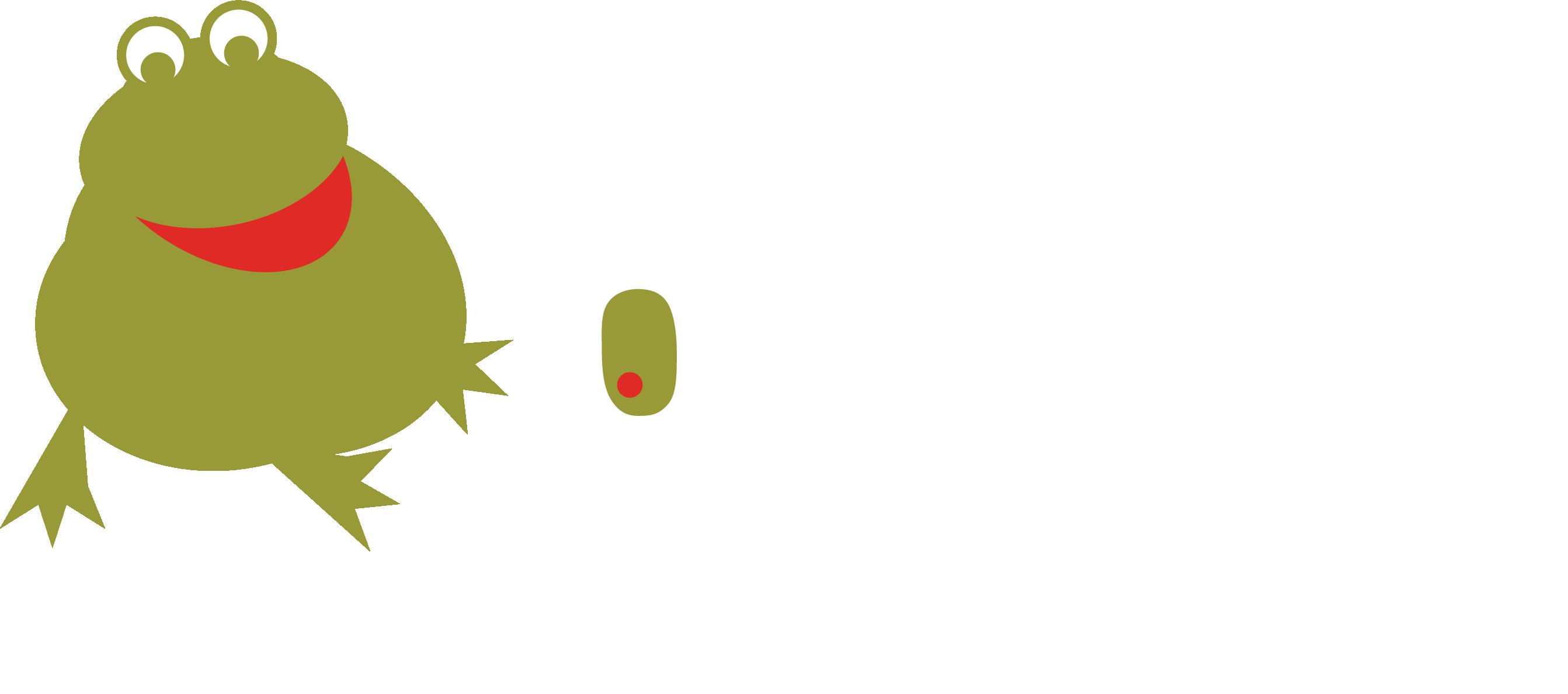 Olive Frog Designs Logo