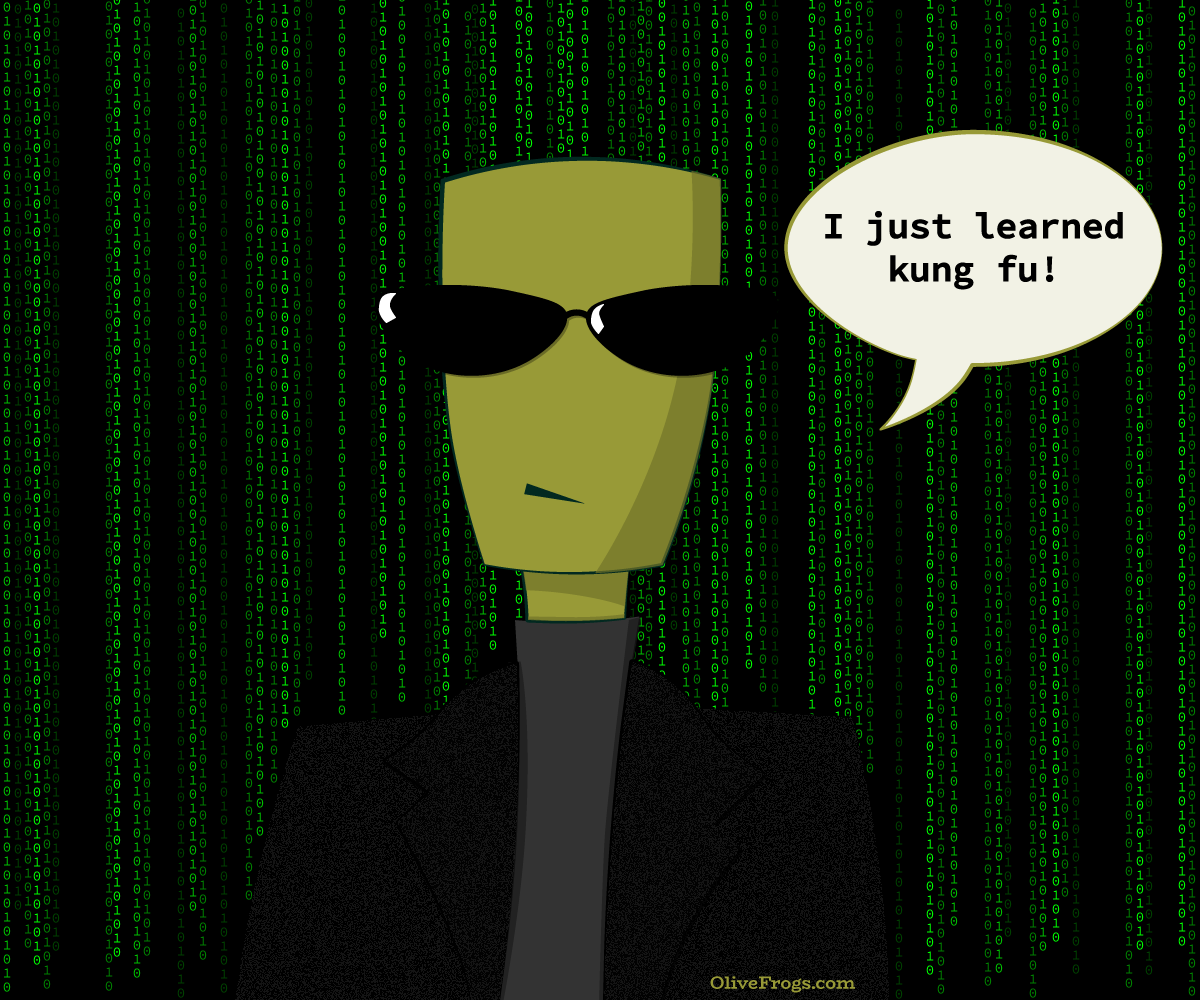Neo Learns Fast in The Matrix