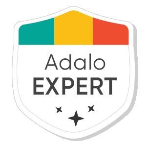 Adalo Expert badge