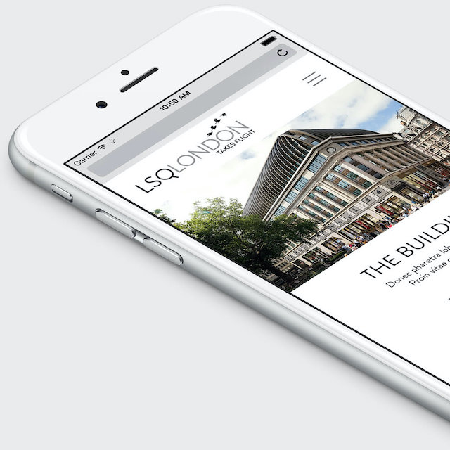 LSQ London Website