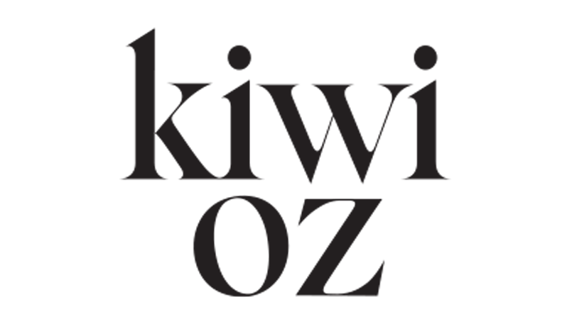 KiwiOz Nannies Brand Logo Designed by Cousin Branding
