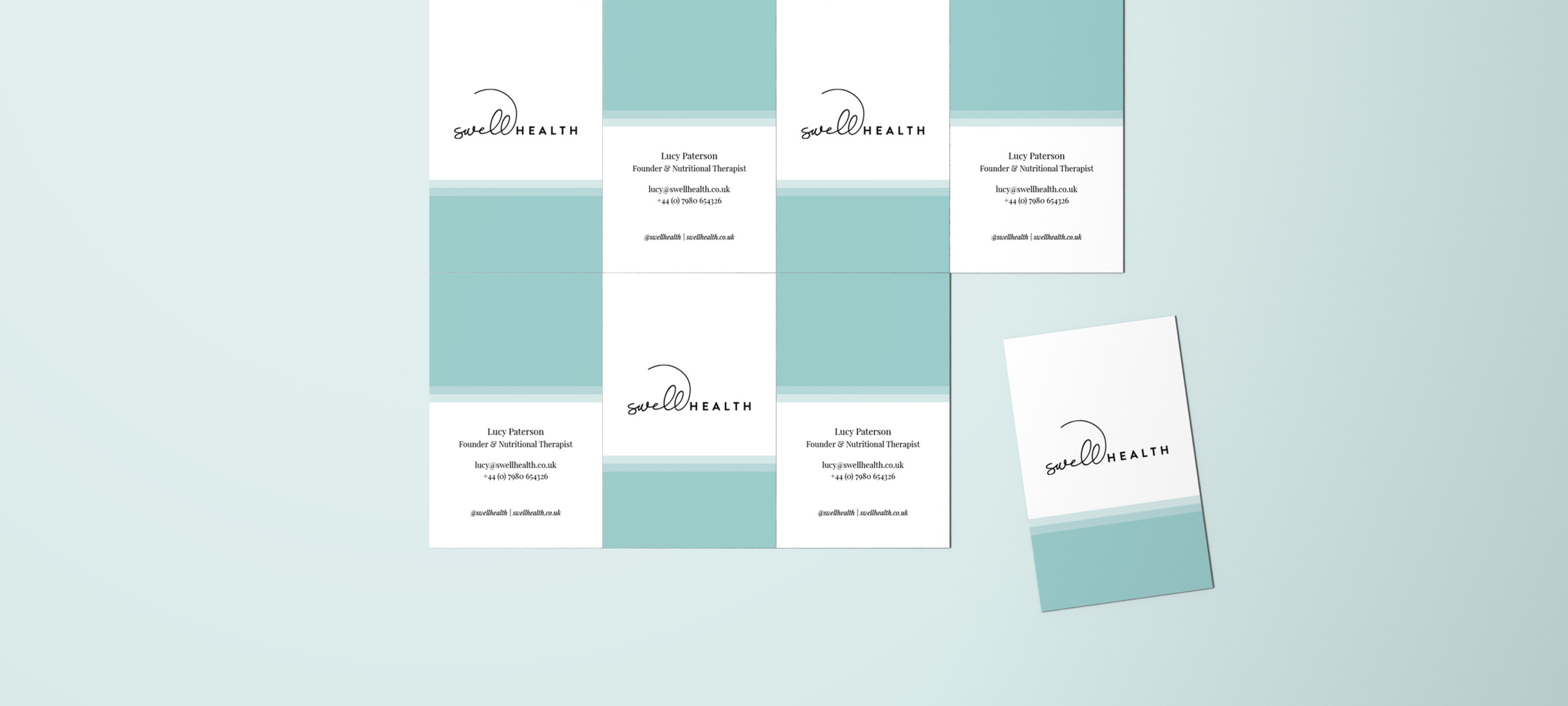 Inproe Brochure Design by Lynsay Biss at Cousin Branding