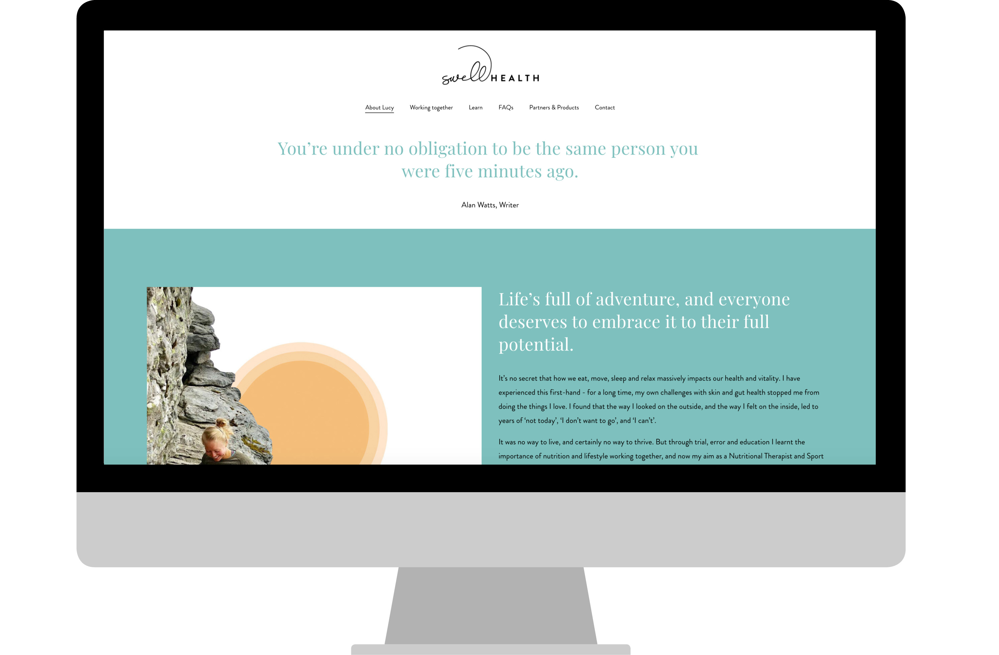 Inproe Website Design and Build by Cousin Branding