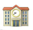 university emoji
