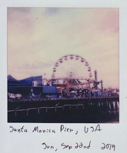 Ferrys wheel