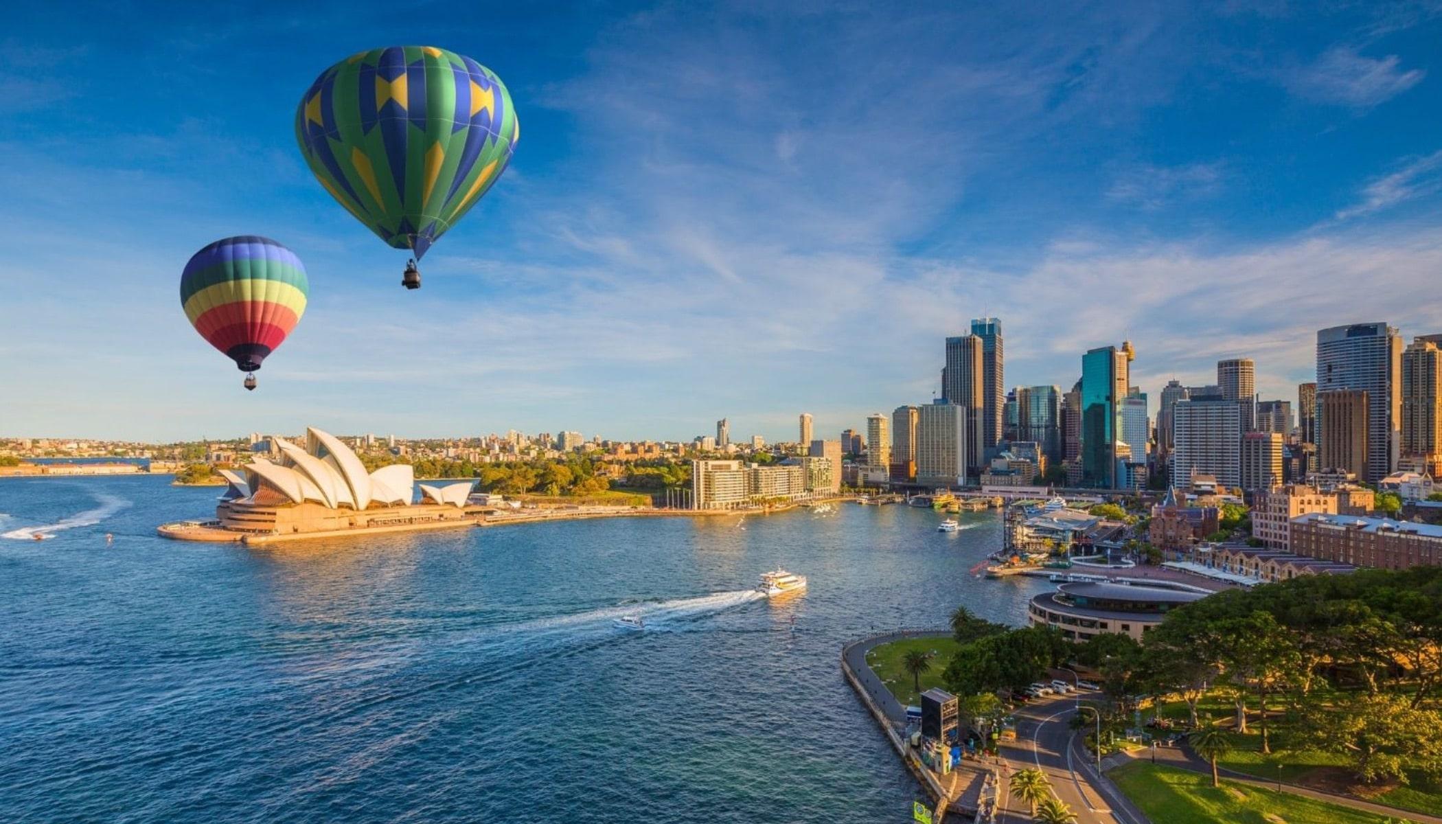 Vejen til studievisum: Australien