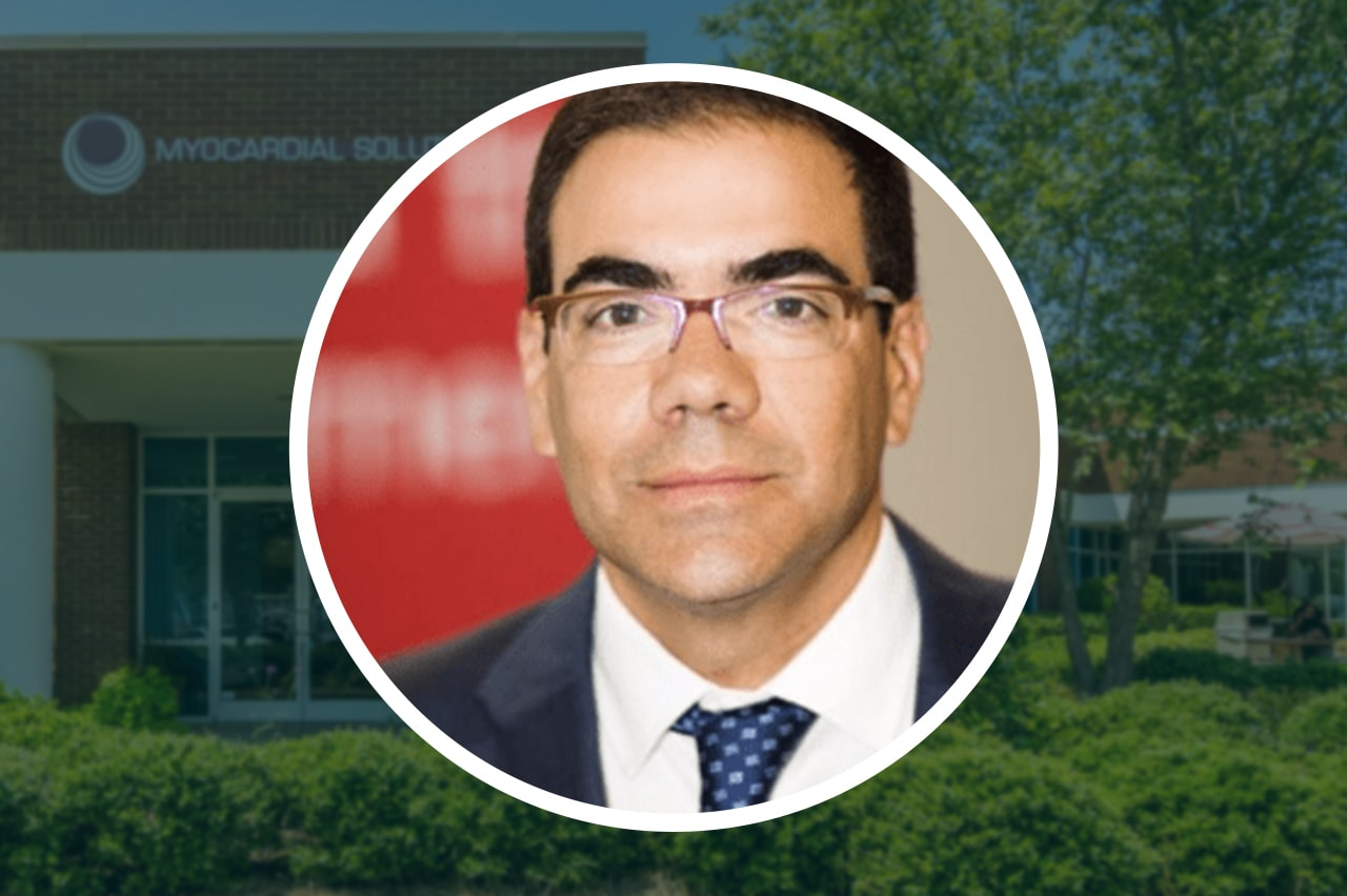 rafael rivero joins myocardial solutions as global head of medical affairs