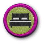 lodging badge