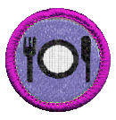 dining badge