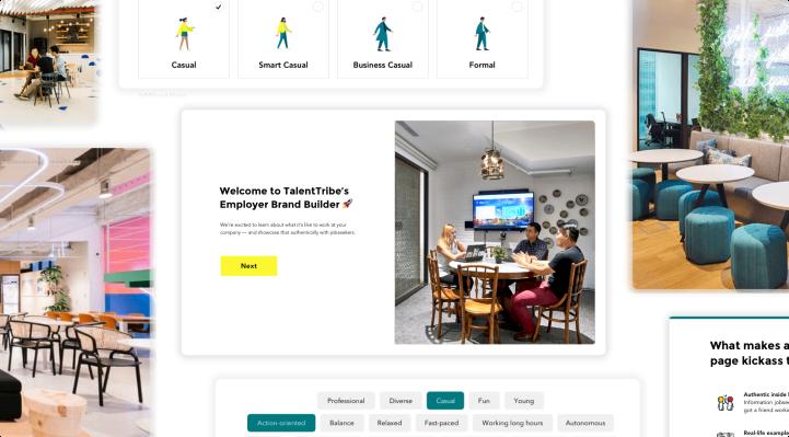 Employer Brand Builder