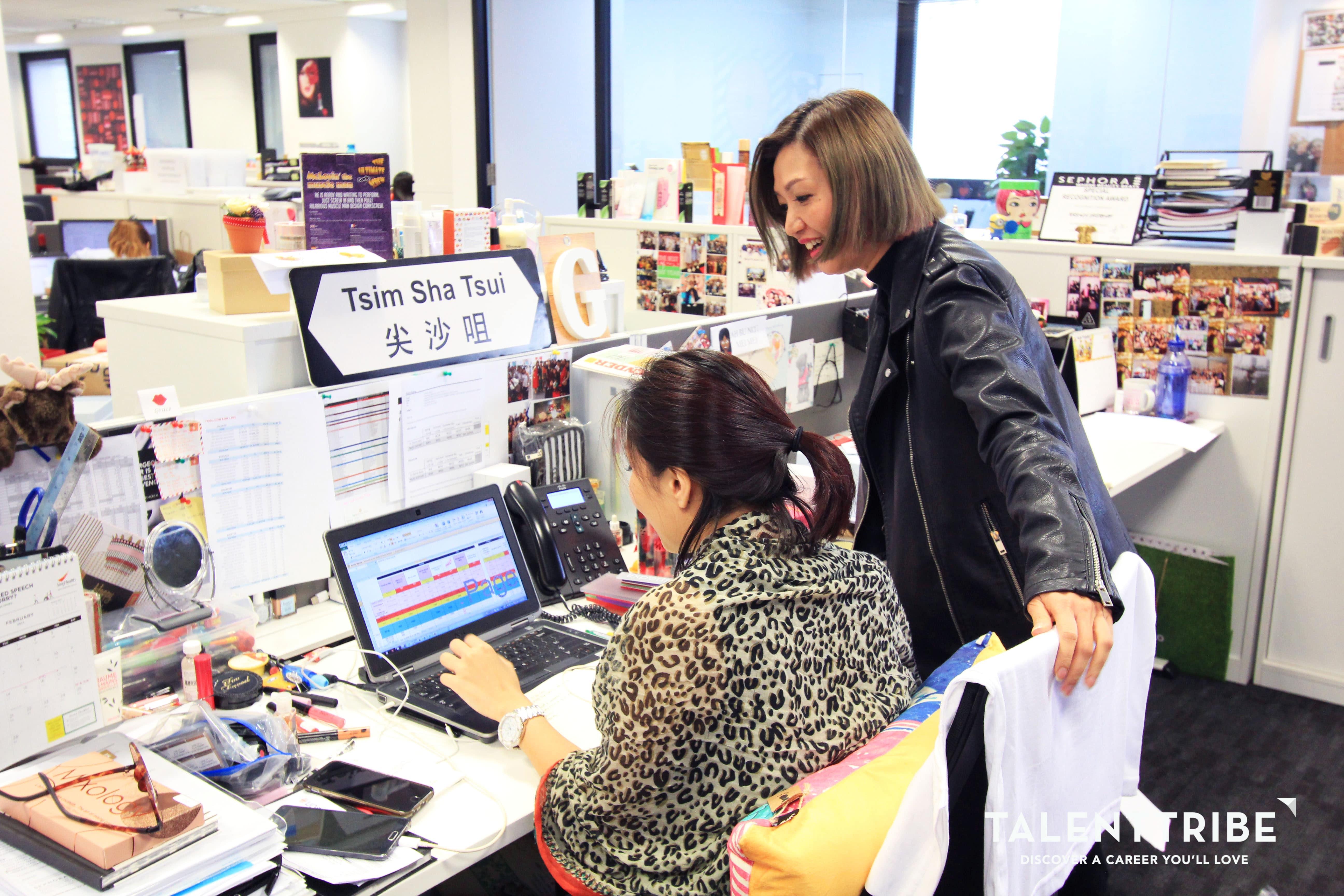 Sephora employer branding