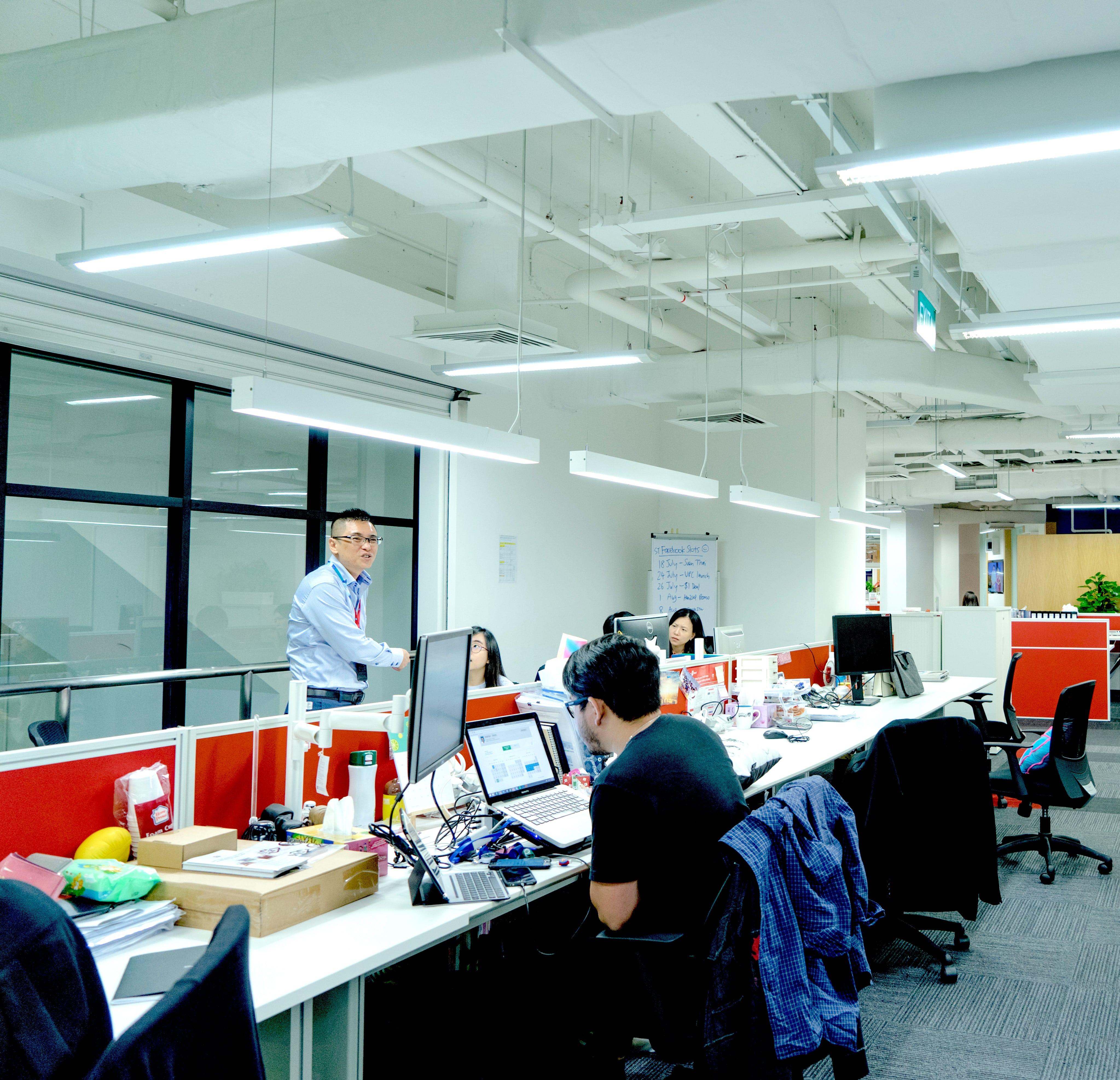 Singtel Office