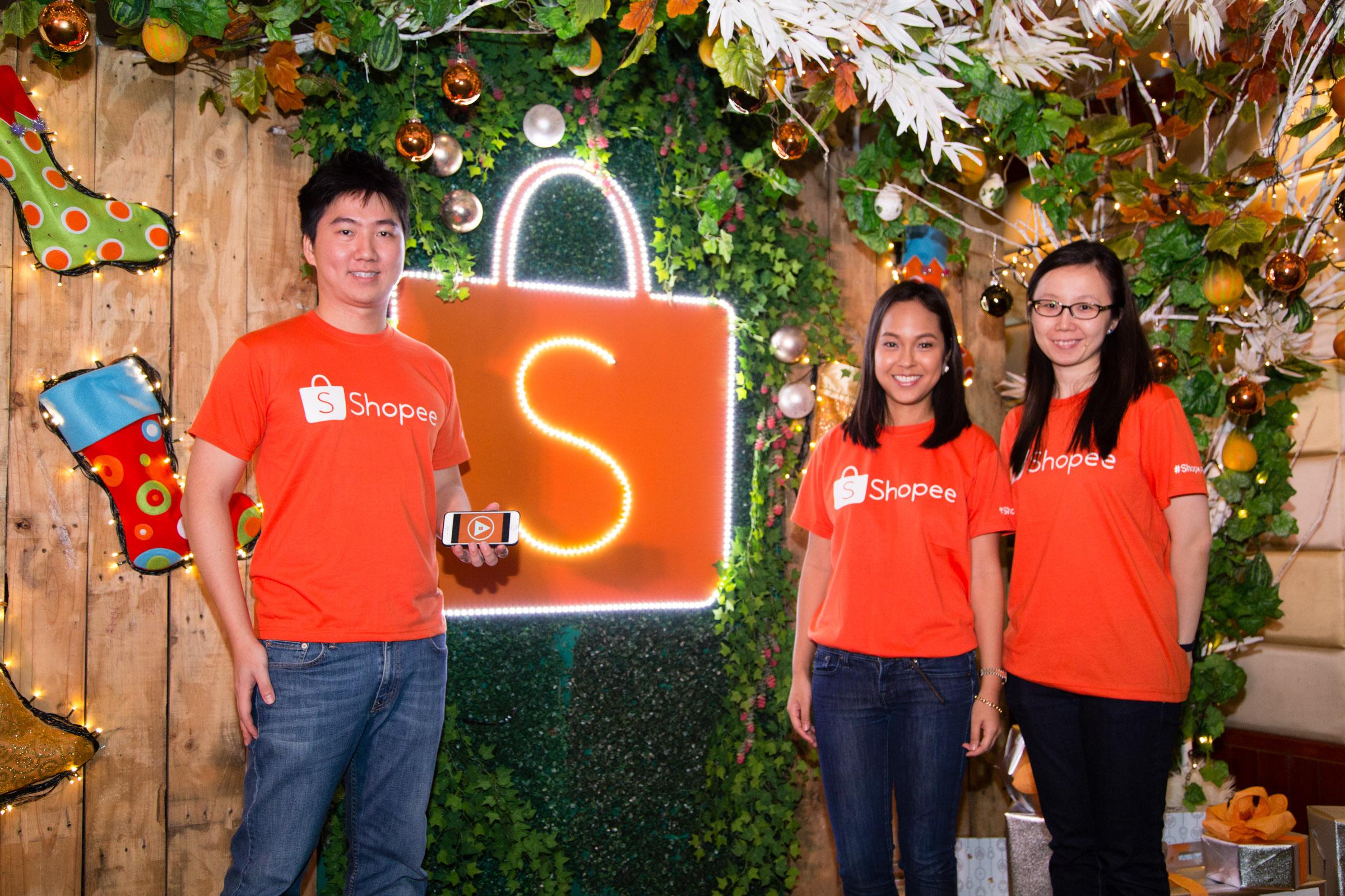 Shopee employer branding