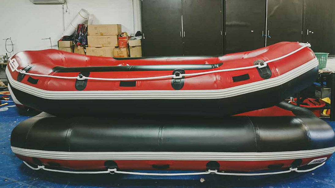 perahu karet zebec pt supra baru