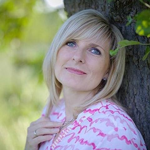 Susanne Reichert, grüne Soße Königin