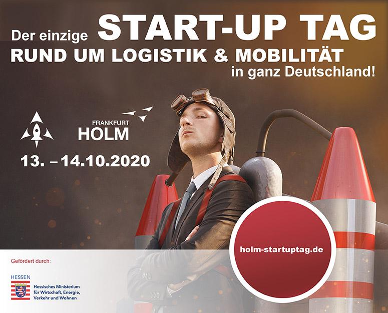 Start-up Tag 2020 Plakat