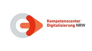 Kompetenzcenter Digitalisierung NRW Logo