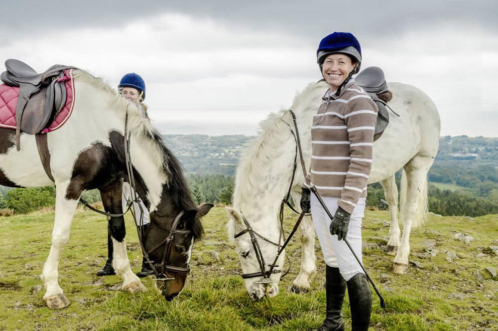 DLR tourism horse riding