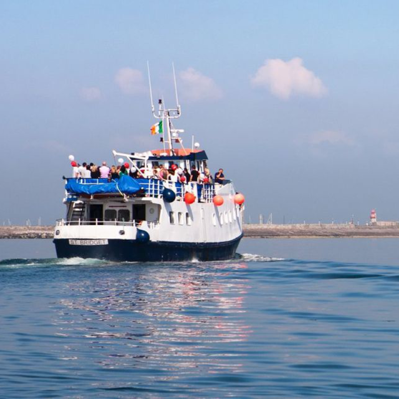 DLR dublin bay cruises