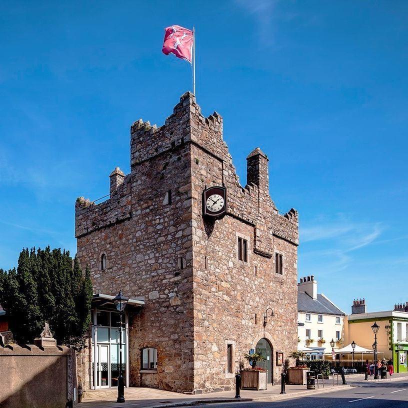 DLR Tourism visit dalkey castle