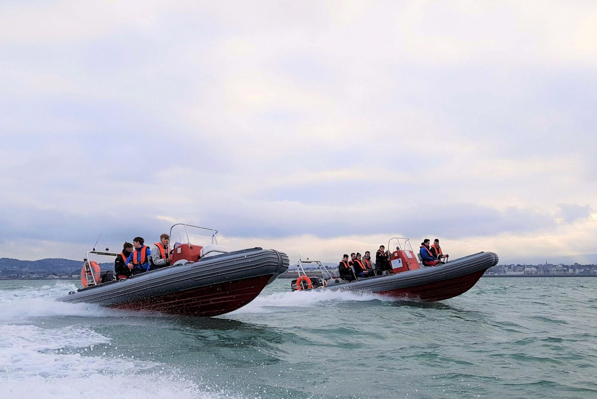 DLR Tourism: thing to do: sailing club