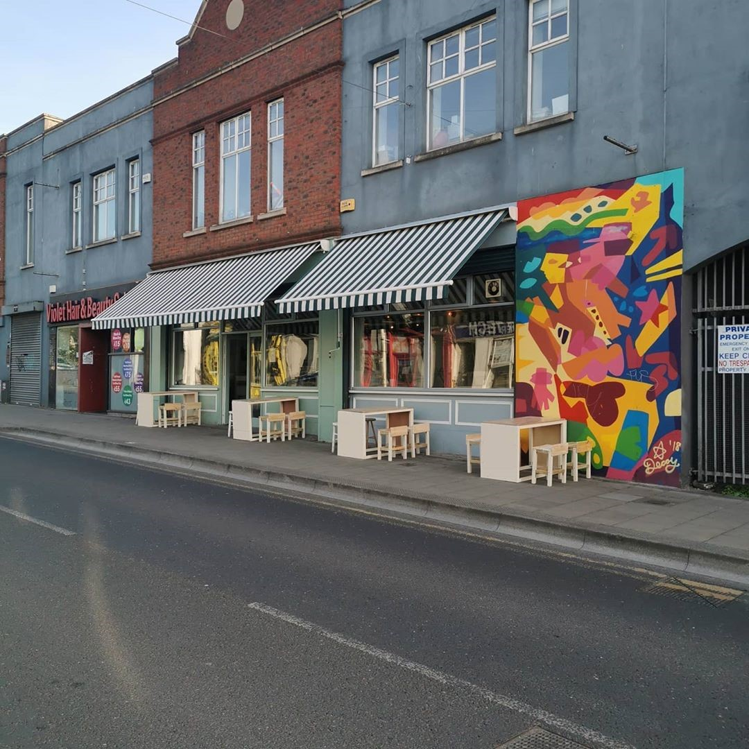 DLR eateries: georges street soup