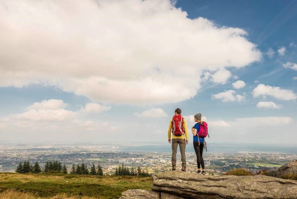 DLR tourism, things to do: Tickknock mountain