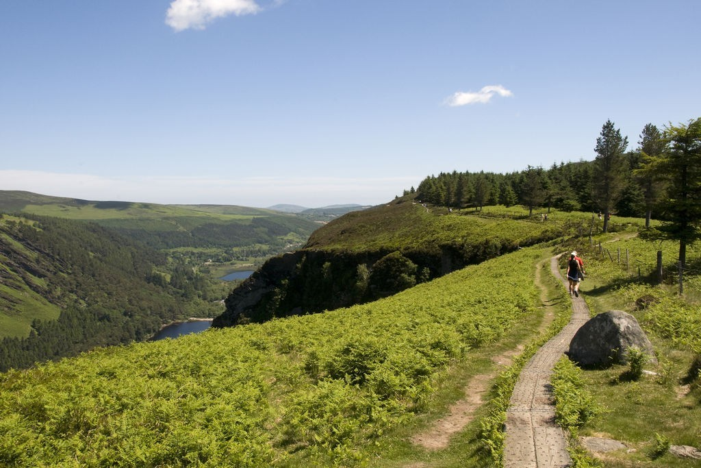 DLR Tourism, explore the Wicklow way