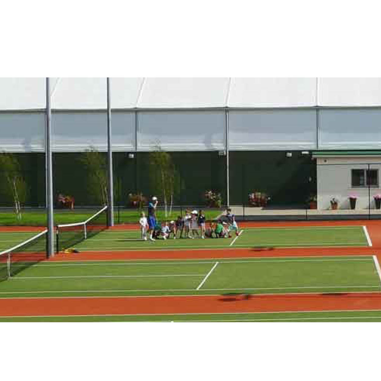DLR Tourism, things to do: Shankill tennis club