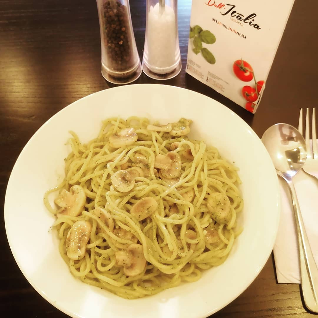 DLR Tourism eateries: Dall Italia