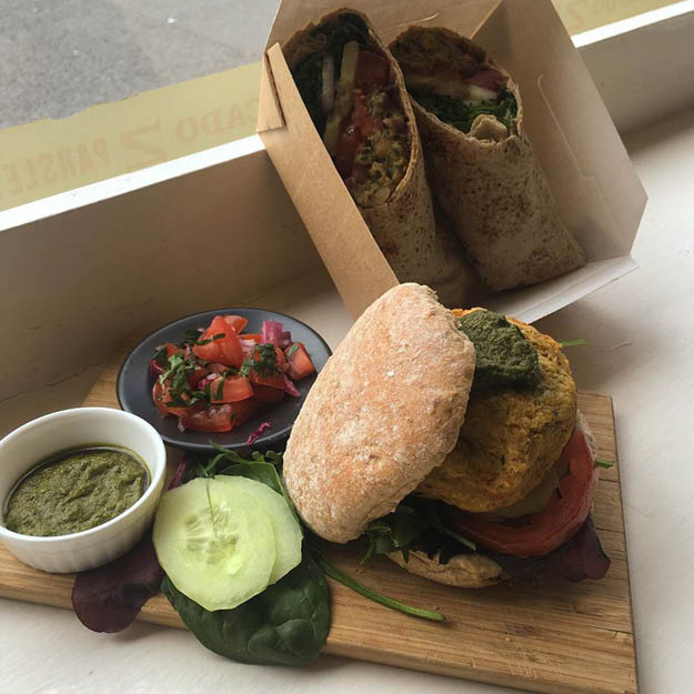 DLR Tourism eateries: Select Stores Square Dalkey