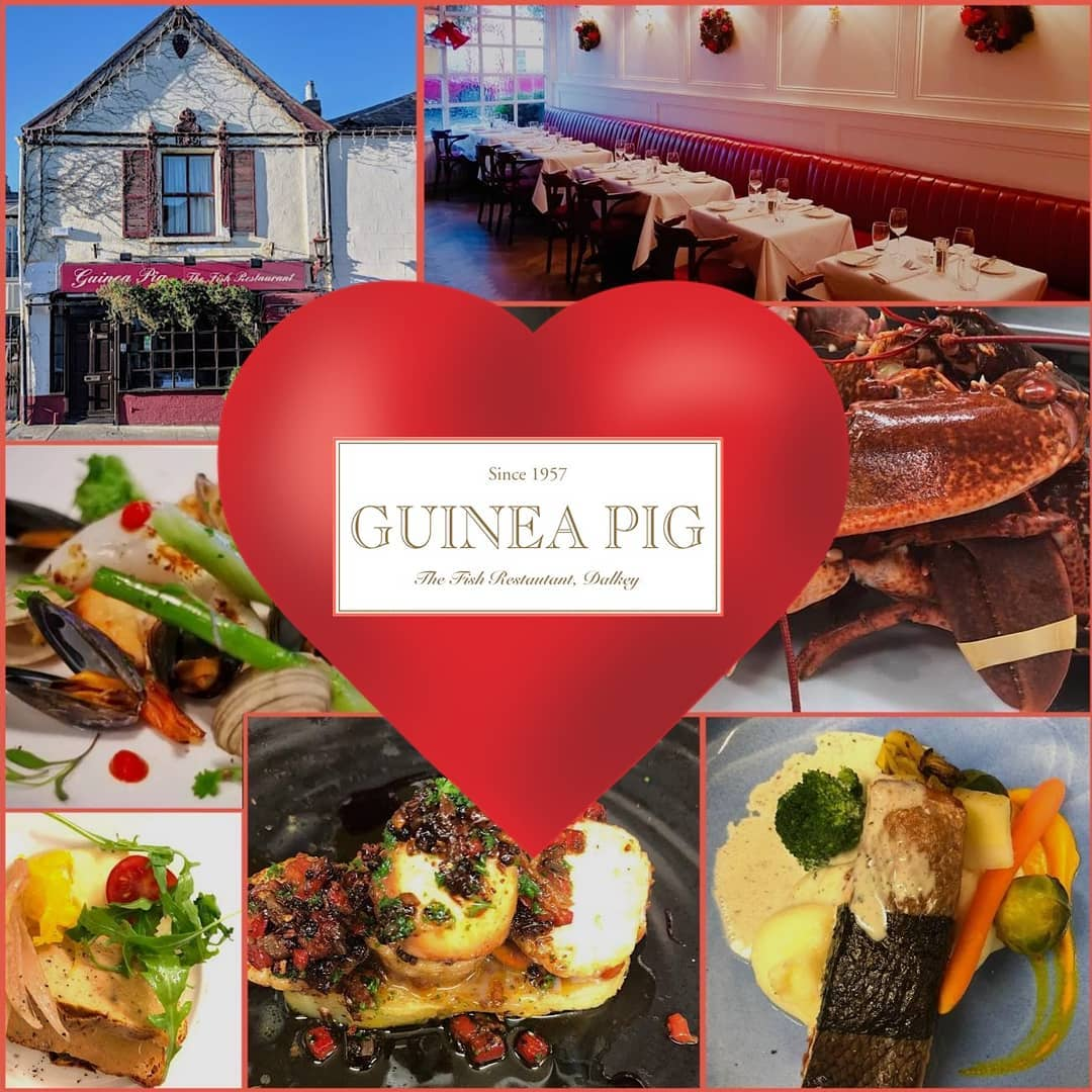 DLR Tourism eateries: Guinea Pig Dun Laoghaire