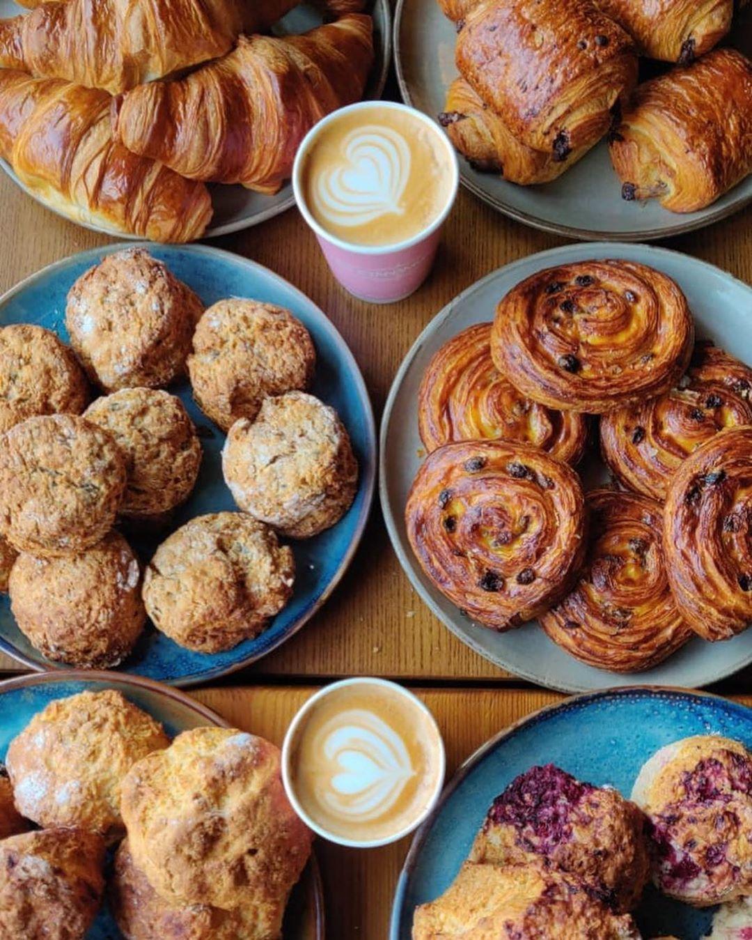 DLR Tourism eateries: Cinnamon cafe, Monkstown