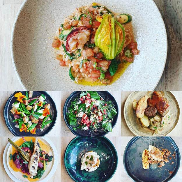 DLR tourism eateries: Woodruff restaurant stepaside