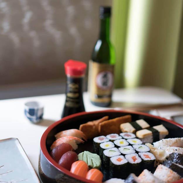 Michie Sushi Ranelagh, DLR Tourism places to eat