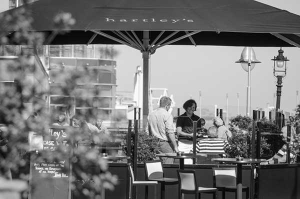 DLR Tourism eateries: hartleys Dun laoghaire