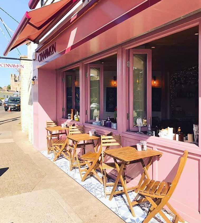 DLE eateries: Cinnamon Monkstown