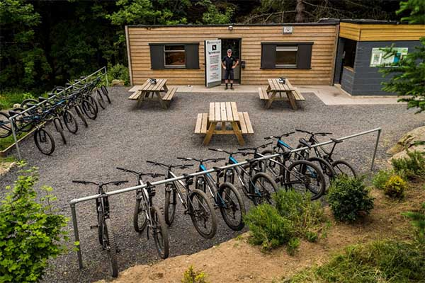 DLR Tourism Activities mountain biking tick knock