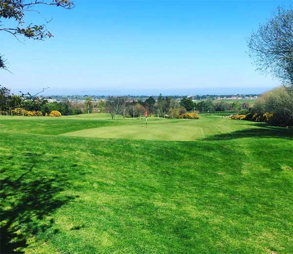 DLR tourism things to do: stepaside golf course