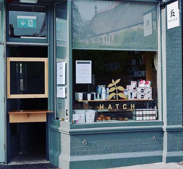 hatch coffee glasthule