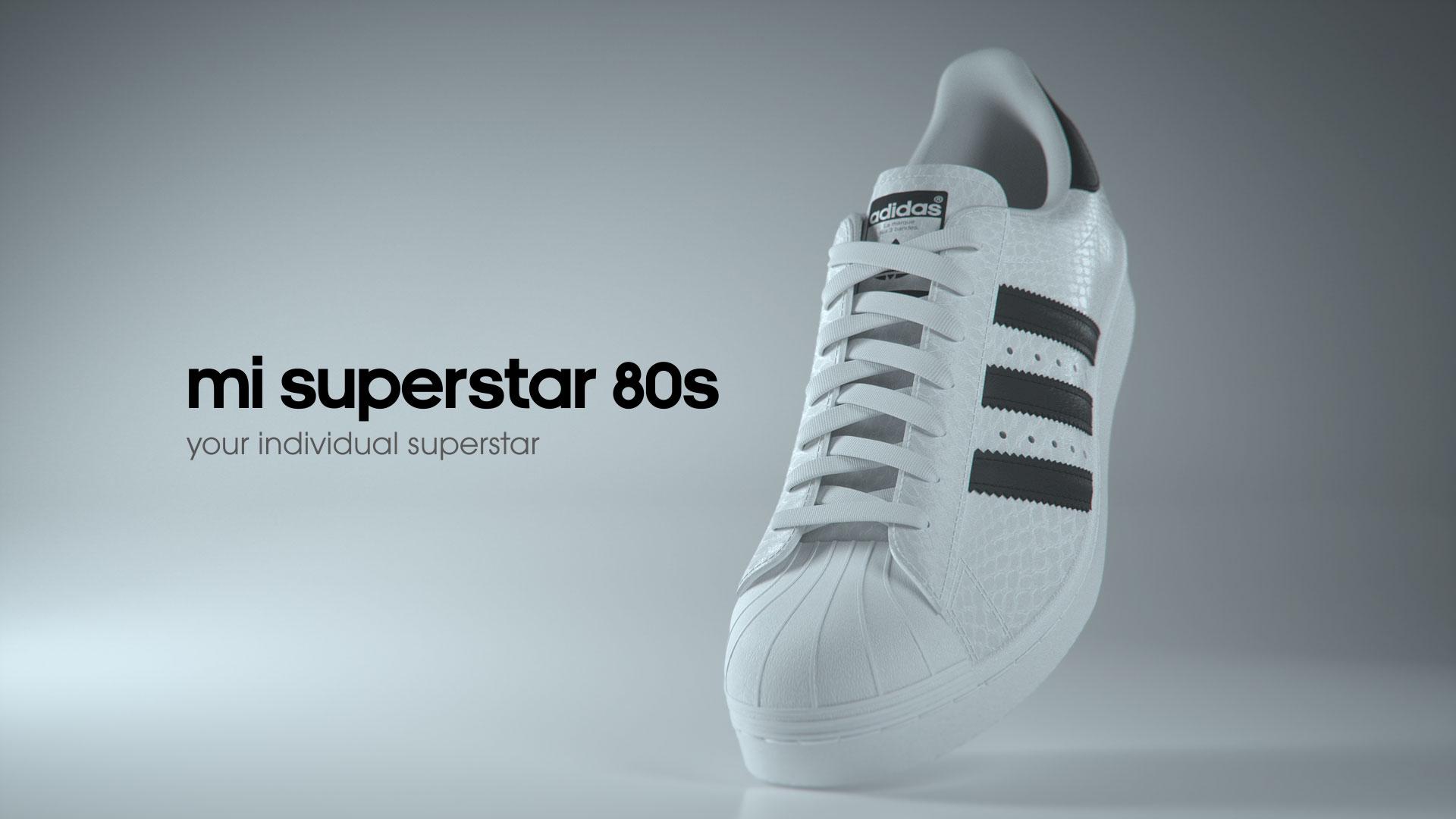 Customizing Superstar