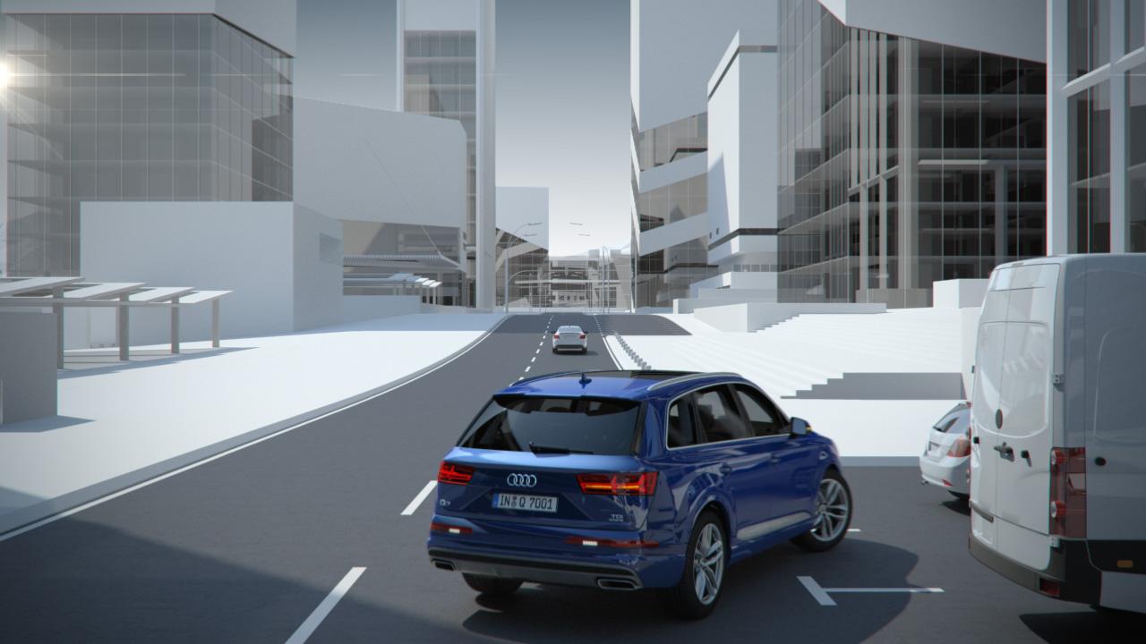 Audi FAS