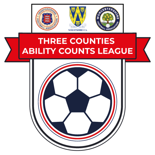 Three Counties Ability Counts League - logo