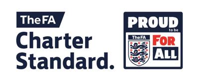 the FA Charter standard logo