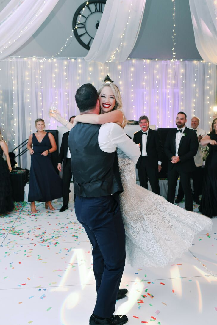 First Dance at Larkspur in Vail, Colorado